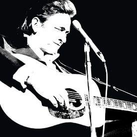 Johnny Cash sur Brian Morgan