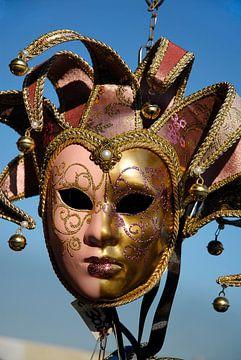 Venetiaans masker van Tom River Art