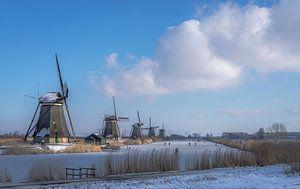 Nederland, schaatsland van René van Leeuwen