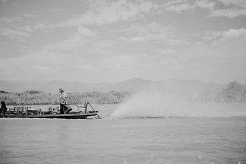 Inle Lake - Myanmar van Roosmarijn de Groot