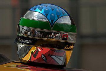 Helm reflectie van MSP Canvas
