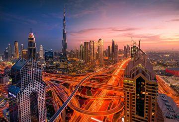 La magie de Dubaï sur Georgios Kossieris