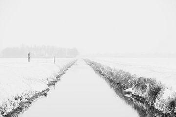 Wintergraben. von Anita Lammersma