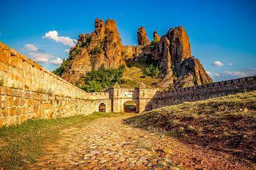 Fort van Belogradchik van Antwan Janssen