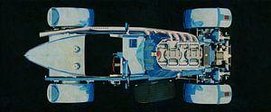 Bugatti Phoenix Concept Roadster bovenaanzicht