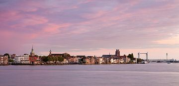 Skyline Dordrecht von Frank Peters