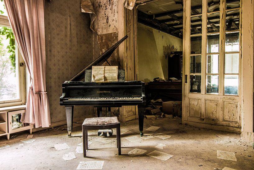 Piano spelen? van Eveline Peters