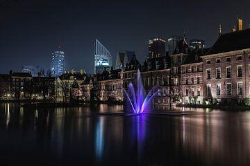 Hofvijver  Den Haag von Irene van der Sloot