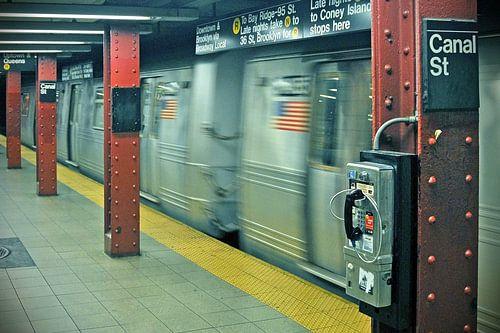 NYC Metro van