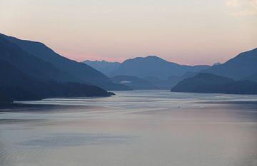 Sunshine Coast Canada von Veronie van Beek