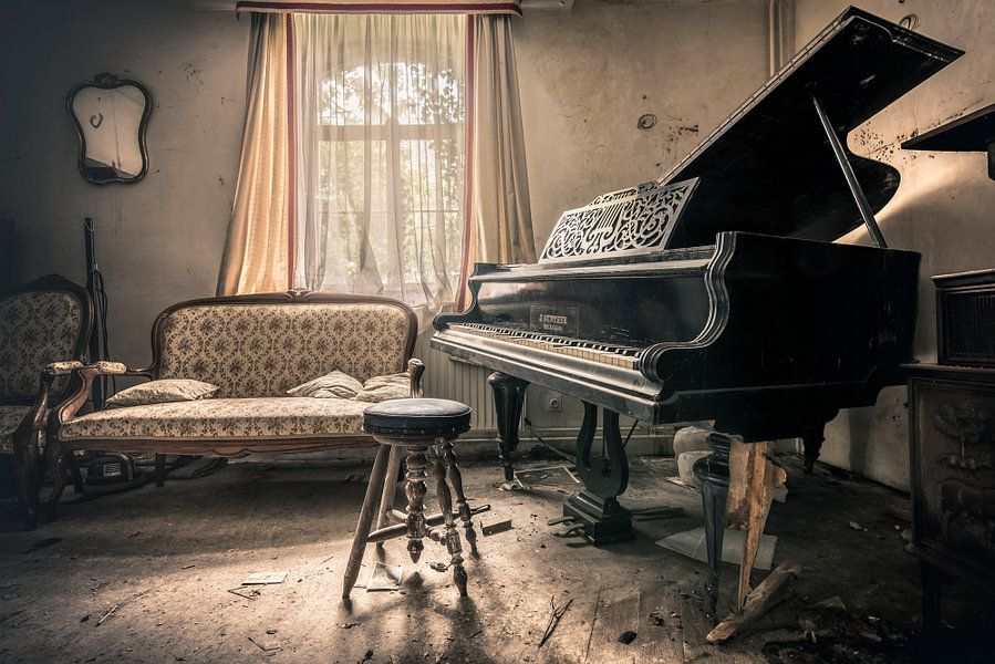 Private symphony van Marco Bontenbal