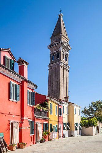 San Martino Bishop's Church Tower