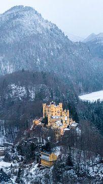 Schloss Hohenswangau, Deutschland von Jessica Lokker