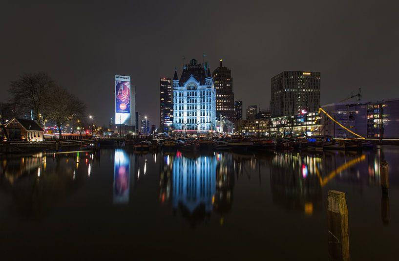 De Oude Haven in Rotterdam van MS Fotografie | Marc van der Stelt