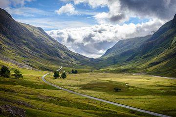 Glen Coe, Schotland van