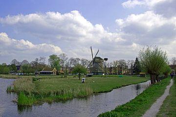 Hollands landschap van BriGit Stokman