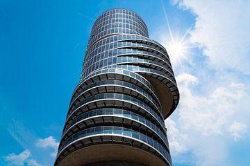 Wolkenkratzer in Bochum von Wim Brauns