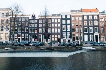 Winter in Amsterdam II van Quinten Tolboom