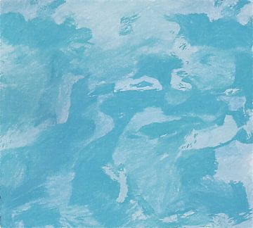 Abstract - Berusting - Schilderij