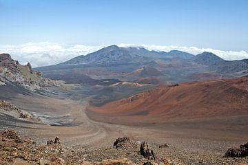 Haleakalā Krater (Maui / Hawaii) van t.ART