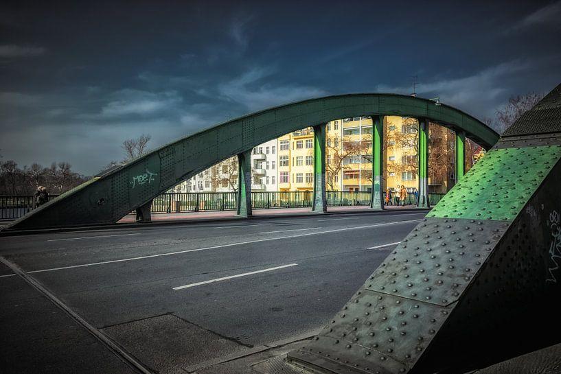 Schloßbrücke Berlin-Charlottenburg van Holger Debek