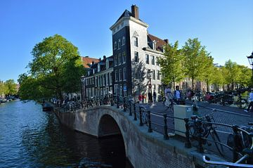 Typisch Amsterdams plaatje von Marije van der Vies