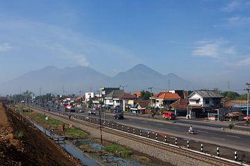 Kedensari op Java, Indonesië von
