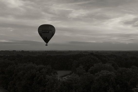Ballonvaart van Leon Doorn