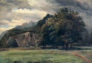 Giovanni Costa~Landschaft