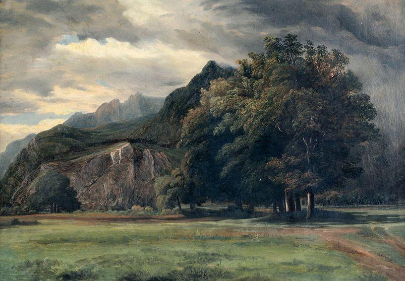 Giovanni Costa~Landschaft von finemasterpiece