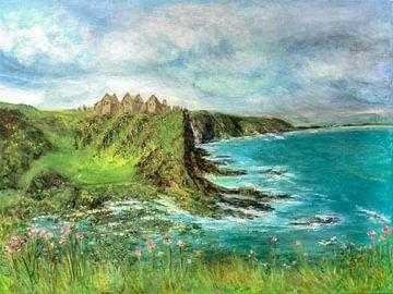 Irische Klippen von Bart Coopmans