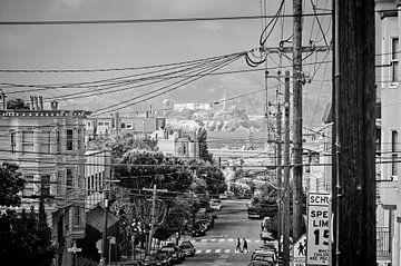 Jones Street von Arjen van de Belt