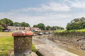 Überreste eines verschwundenen Dorfes von didier de borle
