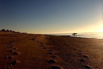 ON THE BEACH sur Mon Vilain