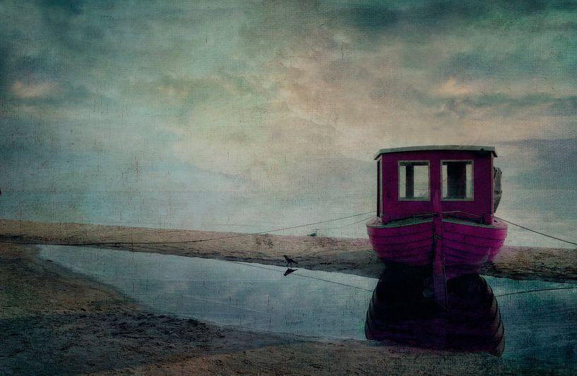 Mijn kleine boot van Claudia Moeckel