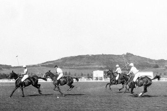 Polo der 1920er Jahre von Aad Windig