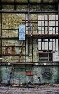 Alte Fabrik II von Yvonne Smits