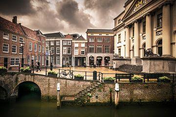 Das Rathaus von Dordrecht von Danny den Breejen