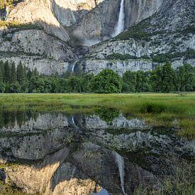 Yosemite Falls van Thomas Klinder