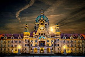 Neues Rathaus Hannover von Frank Heldt