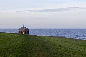 Ein Blick über das IJsselmeer (Hindeloopen) von Martijn Mureau