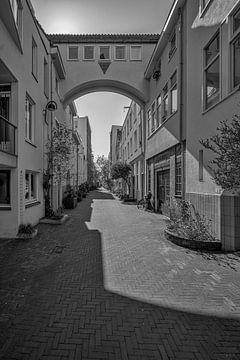Ververstraat Amsterdam van Peter Bartelings Photography