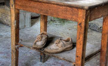 Forgotten Shoes von Erik Bravenboer