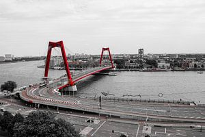willemsbrug Rotterdam van Shui Fan