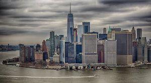 Schitterende New York Skyline