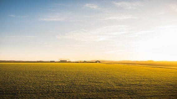 Noord-beveland landschap