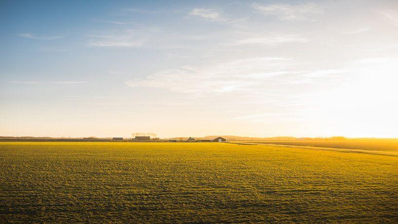 Noord-beveland landschap von Andy Troy