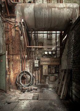 Fabrik von Olivier Van Cauwelaert