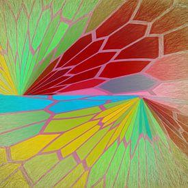 Vleugelgeluid van Martine Affre Eisenlohr