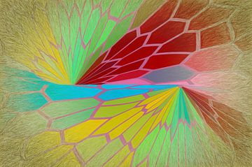 Bruissement d'ailes sur Martine Affre Eisenlohr